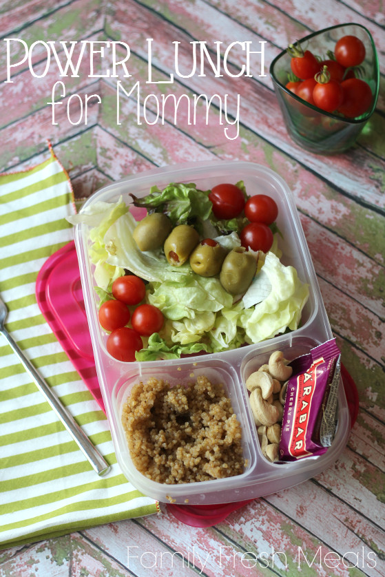 Easy Healthy Lunches To Go  Easy Lunchbox Ideas for the Family Family Fresh Meals