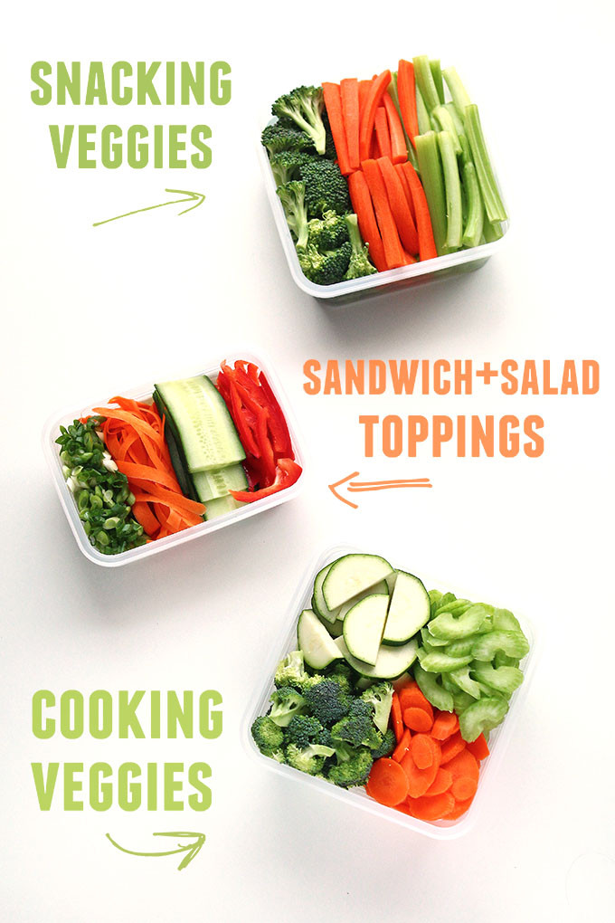 Easy Healthy Lunches To Go  Meal Prepping for Healthy Vegan Lunches on the Go I LOVE