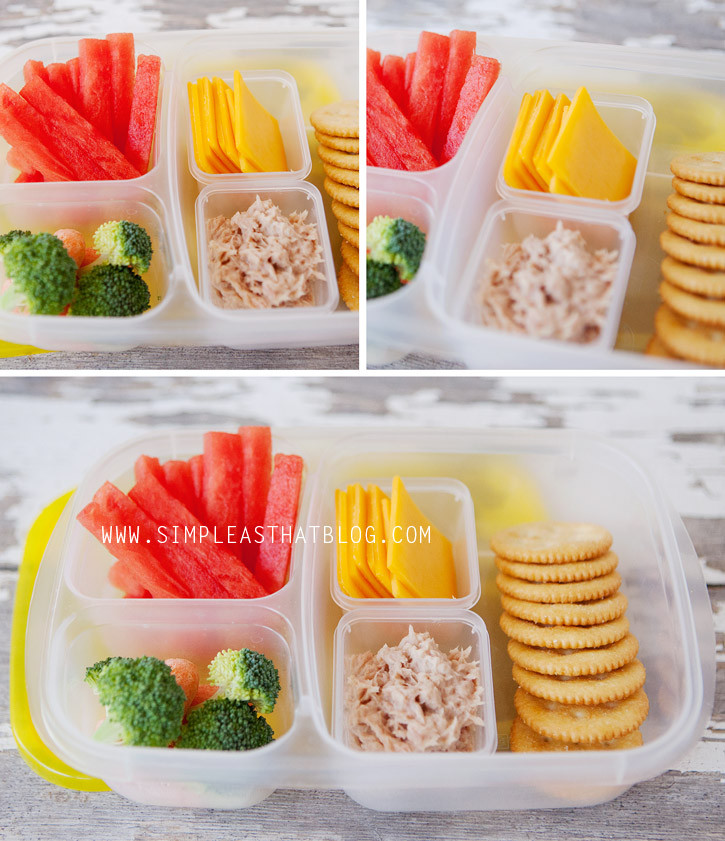 Easy Healthy Lunches To Go  Simple and Healthy School Lunch Ideas