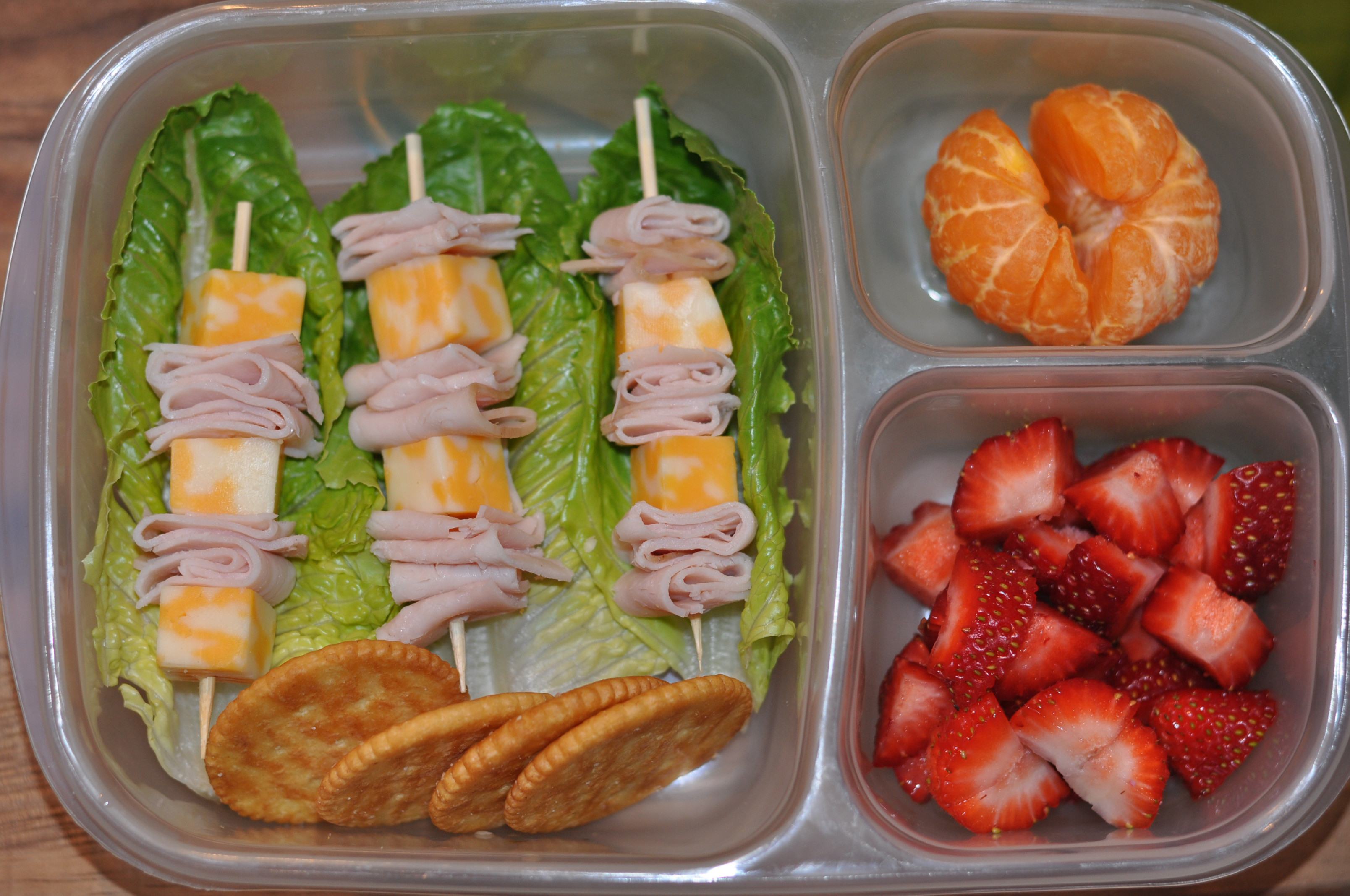 Easy Healthy Lunches To Go  Easy School Lunches With Hillshire Farm Natural Lunchmeat