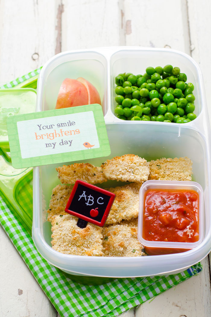 Easy Healthy Lunches To Make  School Lunch Ideas Back to School The 36th AVENUE