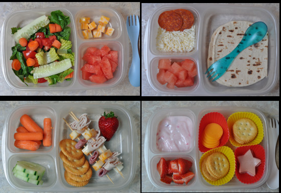 Easy Healthy Lunches To Make  School Lunch Ideas