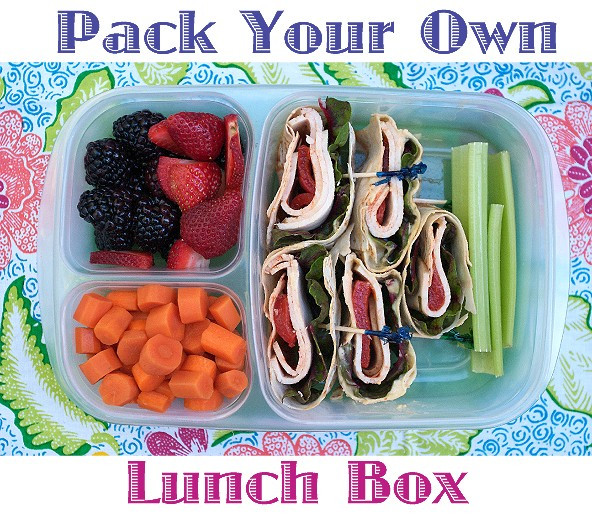 """Easy Healthy Lunches To Pack  Healthy """"Brown Bag"""" Lunch Ideas for Kids Adults and"""