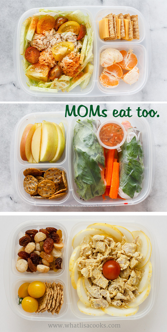 Easy Healthy Lunches To Pack  healthy lunches to pack for work
