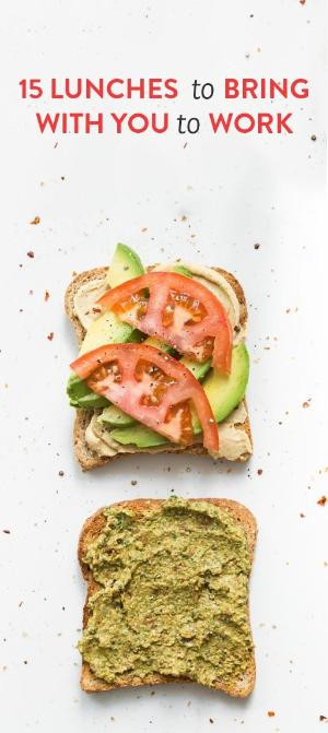 Easy Healthy Lunches To Take To Work  24 Easy Healthy Lunches To Bring To Work In 2015