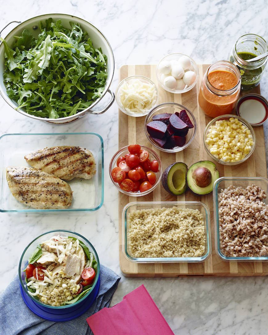 Easy Healthy Lunches To Take To Work  easy lunch ideas to take to work