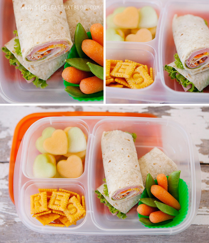 Easy Healthy Lunches  Simple and Healthy School Lunch Ideas