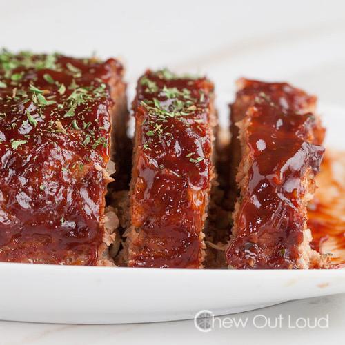 Easy Healthy Meatloaf Recipe  Quick Easy Turkey Meatloaf Recipe