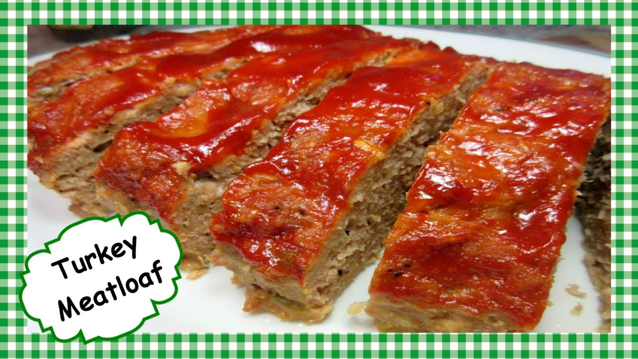Easy Healthy Meatloaf Recipe  Homemade Turkey Meatloaf Easy Healthy Meatloaf Recipe