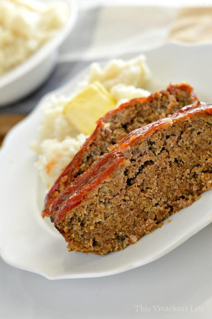 Easy Healthy Meatloaf Recipes  easy gluten free meatloaf recipe