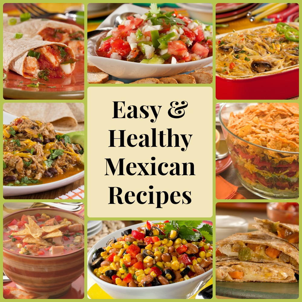 Easy Healthy Mexican Recipes the top 20 Ideas About 13 Easy & Healthy Mexican Recipes