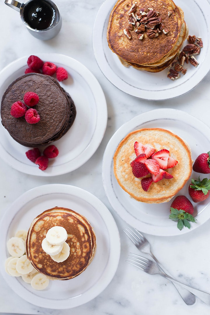 Easy Healthy Pancakes  How to Make Protein Pancakes 4 Easy Protein Pancake