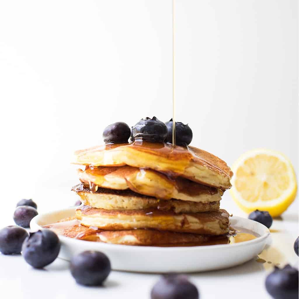 Easy Healthy Pancakes  Protein Pancakes Recipe – A Healthy Easy Breakfast Let