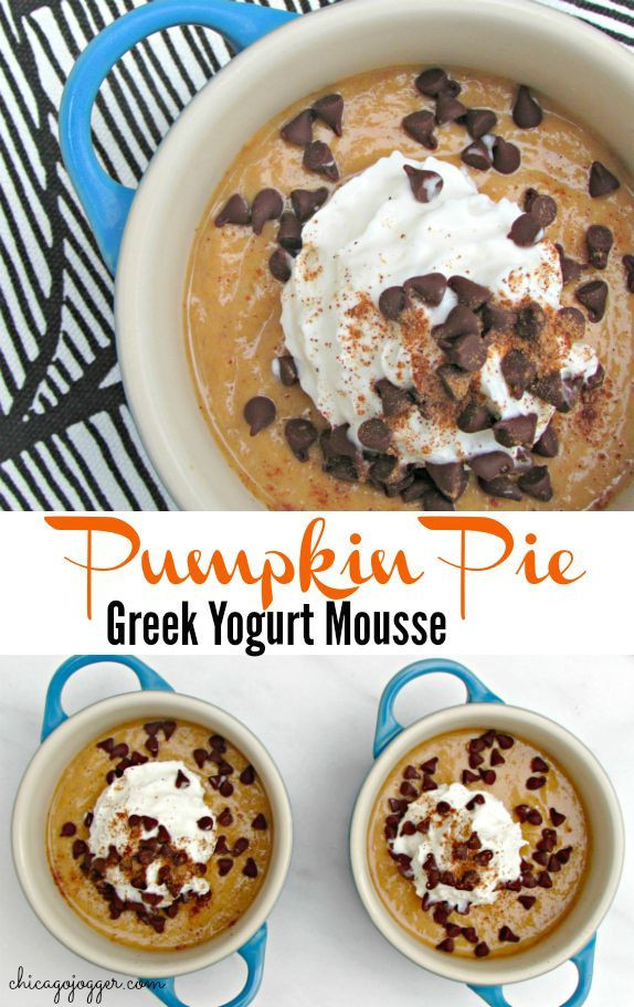 Easy Healthy Pumpkin Desserts  109 best Healthy Snacks images on Pinterest