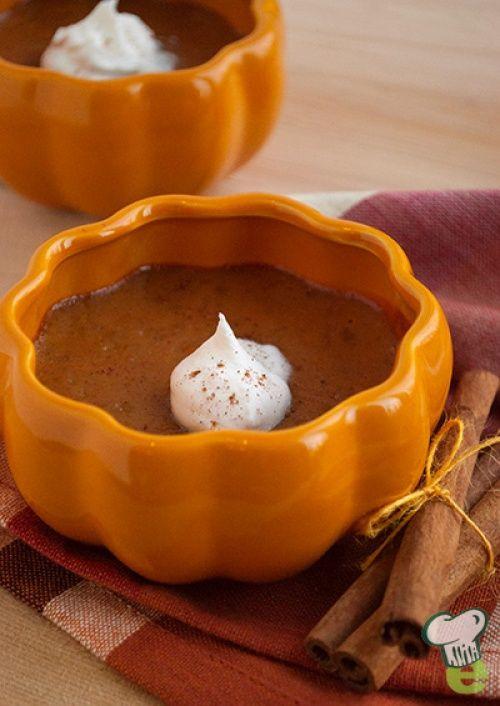 Easy Healthy Pumpkin Desserts  42 best Healthy Dessert Recipes images on Pinterest