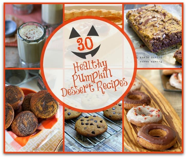 Easy Healthy Pumpkin Desserts  30 Healthy Pumpkin Dessert Recipes Simple Pure Beauty