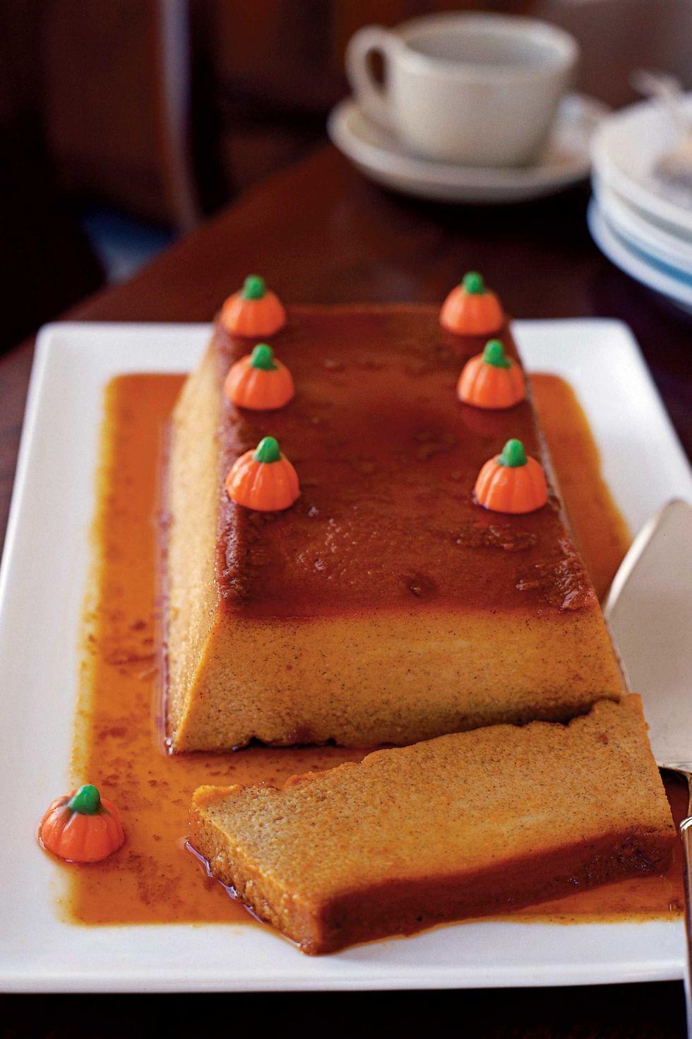 Easy Healthy Pumpkin Desserts  pumpkin dessert recipes