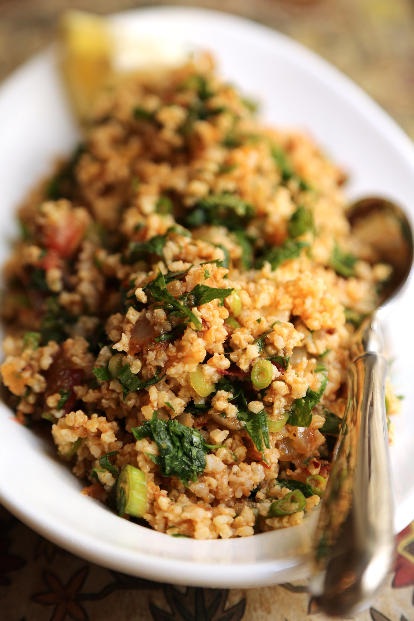 Easy Healthy Quinoa Recipes  Fast Easy Healthy Recipe For Quinoa Tabbouleh