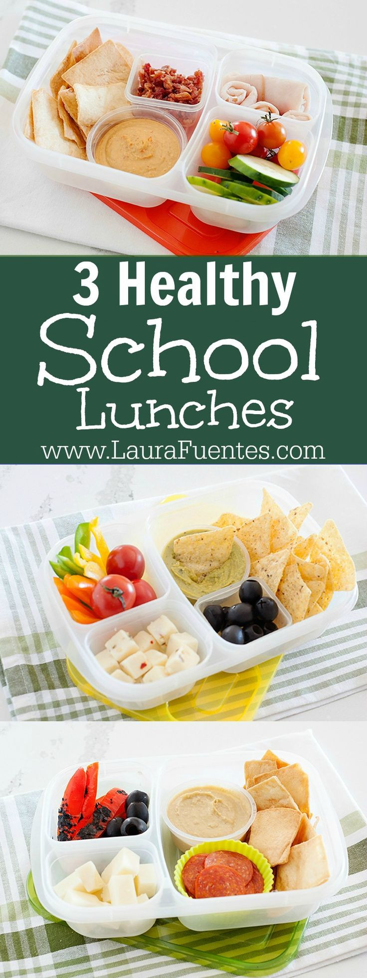 Easy Healthy School Lunches  best Easy Lunch Box Lunches images on Pinterest