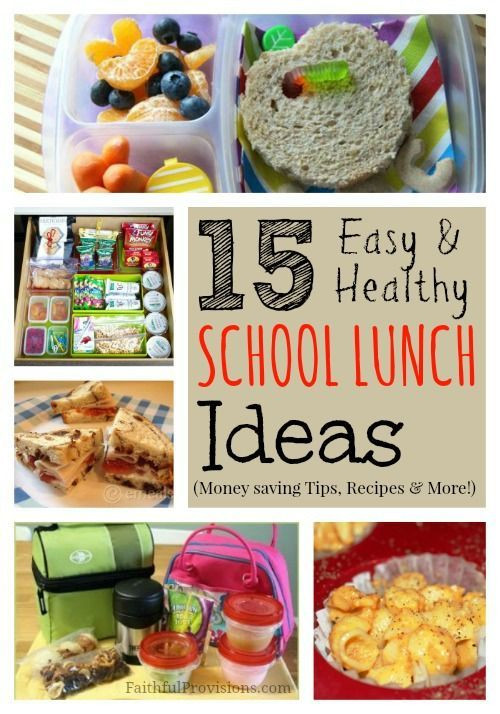 Easy Healthy School Lunches  948 best images about Kids Meal Ideas on Pinterest