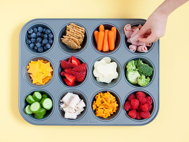 Easy Healthy Snacks For Kids  Healthy Meals for Kids