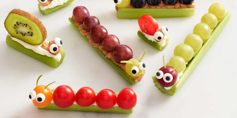Easy Healthy Snacks For Toddlers  SCOUT