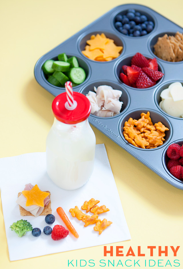 Easy Healthy Snacks For Toddlers  Healthy Meals for Kids