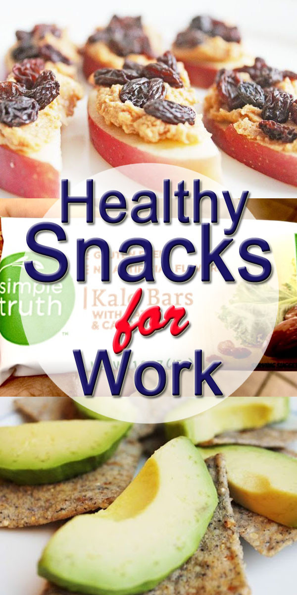 Easy Healthy Snacks For Work  Healthy Snacks for Work Daily Re mendations 15
