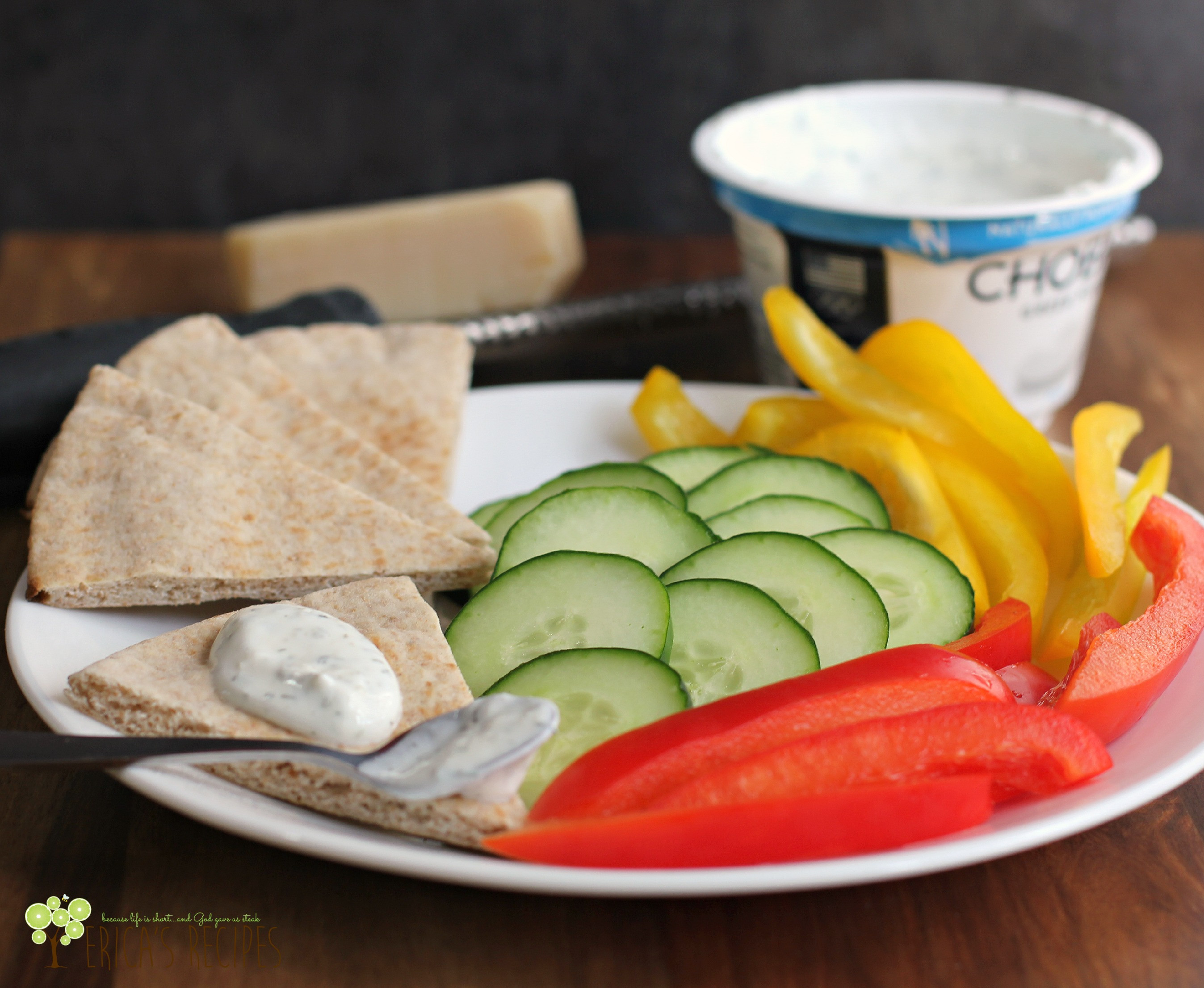 Easy Healthy Snacks For Work  10 Healthy Snack Ideas for the Workweek Erica s Recipes