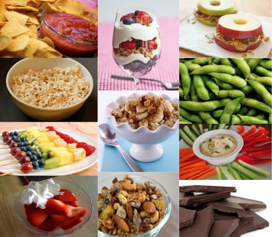 Easy Healthy Snacks For Work  Healthy Snacks for Kids for Work for School for Weight