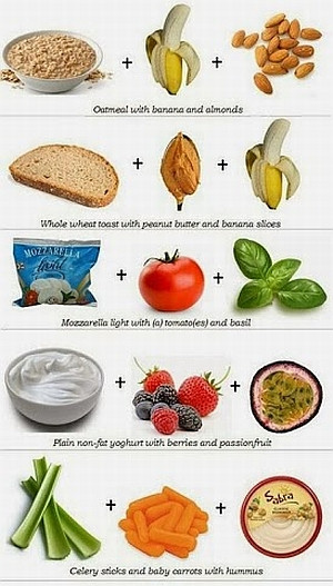 Easy Healthy Snacks On The Go  Quick Healthy Snacks to Whip Up in a Zip