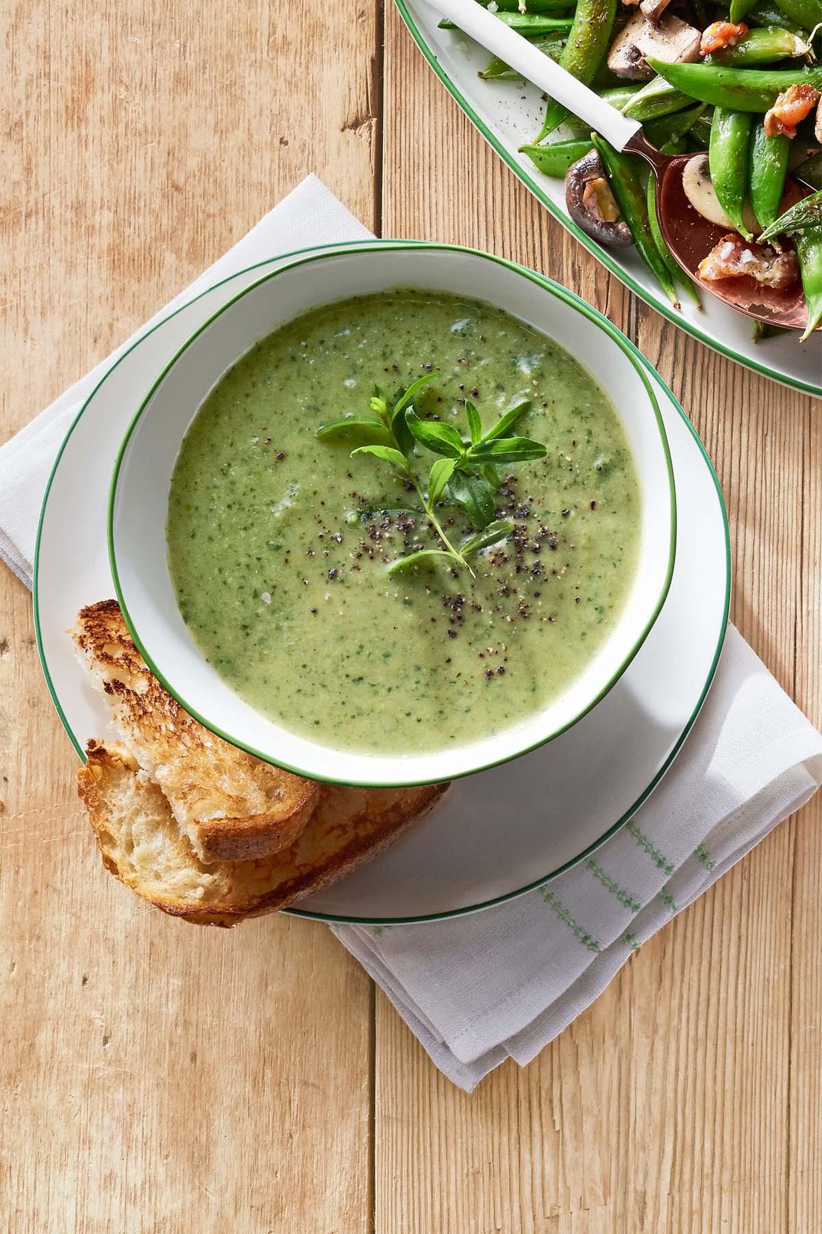 Easy Healthy Soups  48 Best Healthy Soup Recipes Quick & Easy Low Calorie Soups
