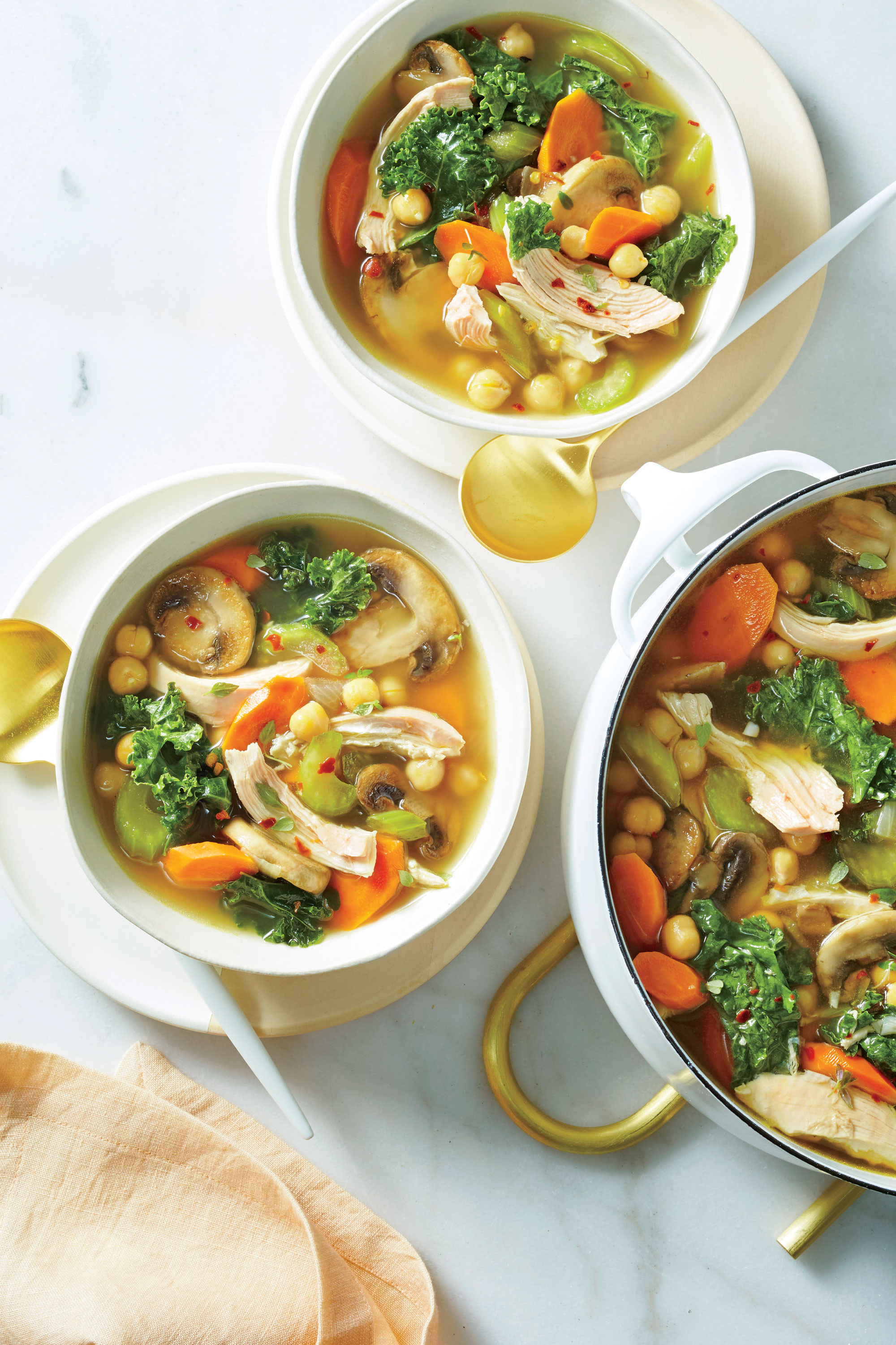 Easy Healthy Soups  100 Healthy Soup Recipes Cooking Light