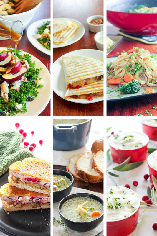 Easy Healthy Thanksgiving Recipes  7 Easy Healthy Leftover Turkey Recipes Delicious on a Dime