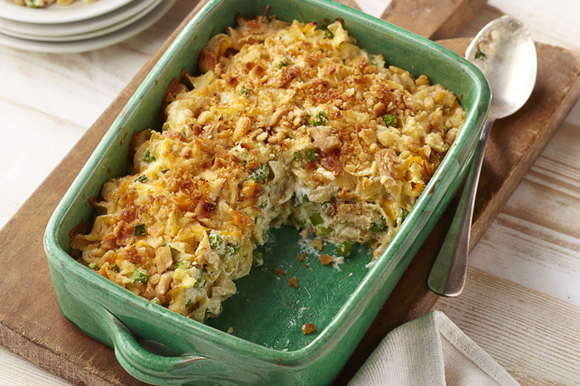 Easy Healthy Tuna Noodle Casserole  Easy Tuna Noodle Casserole Recipe Kraft Recipes