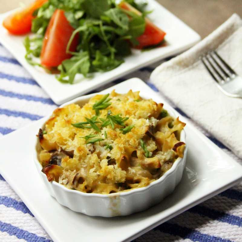 Easy Healthy Tuna Noodle Casserole  7 Ways to Rock Your Tuna Casserole