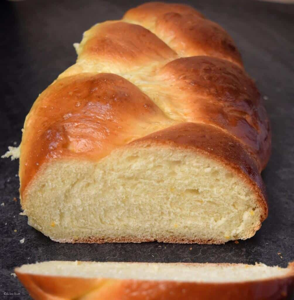 Easy Italian Easter Bread Recipe  Lina s Italian Easter Sweet Bread She loves biscotti