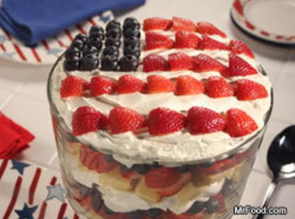 Easy July 4Th Desserts  Easy 4th July Trifle Recipe