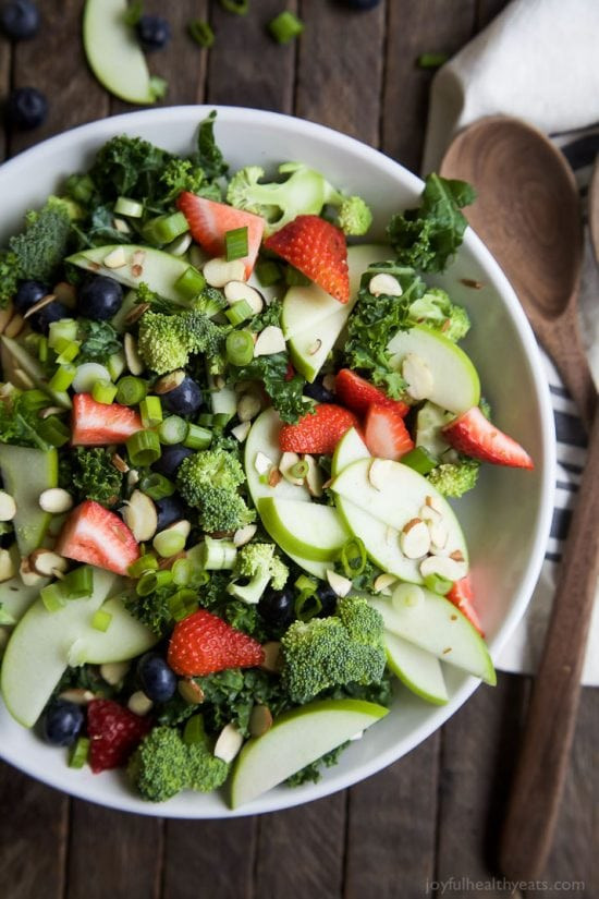 Easy Light Summer Dinners  30 of the BEST Healthy & Easy Salad Recipes