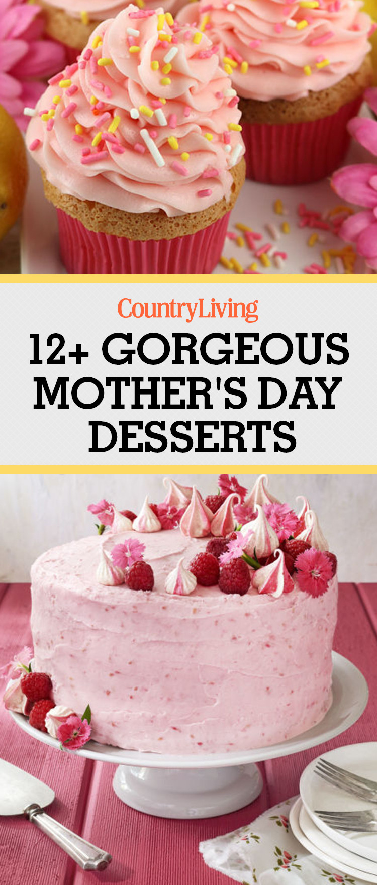 Easy Mother'S Day Desserts  12 Best Mother s Day Desserts Easy Ideas for Mothers Day