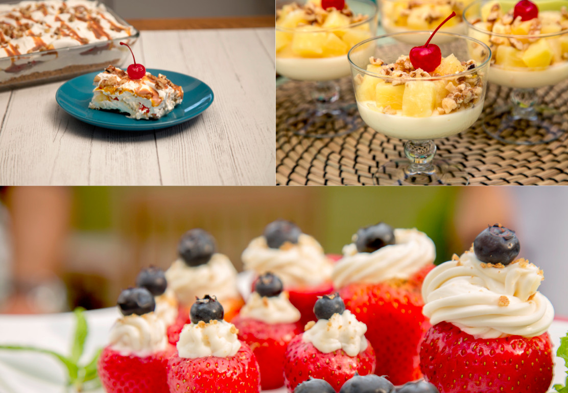 Easy No Bake Summer Desserts  3 Easy To Prepare No Bake Summer Desserts Perfect For The