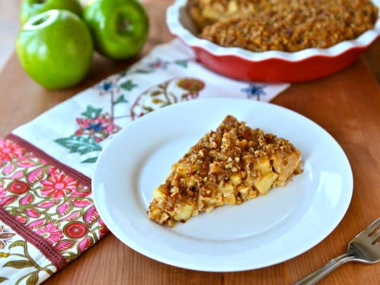 Easy Passover Desserts  Passover Apple Pecan Pie Simple Passover Dessert