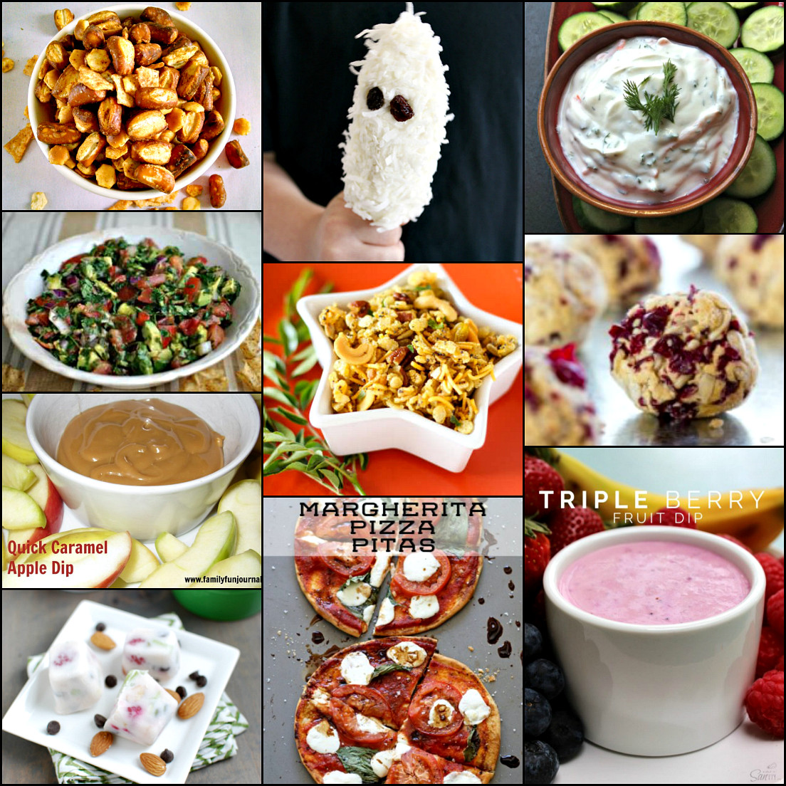 Easy Quick Healthy Snacks  Quick Healthy Summer Snacks The Seaman Mom