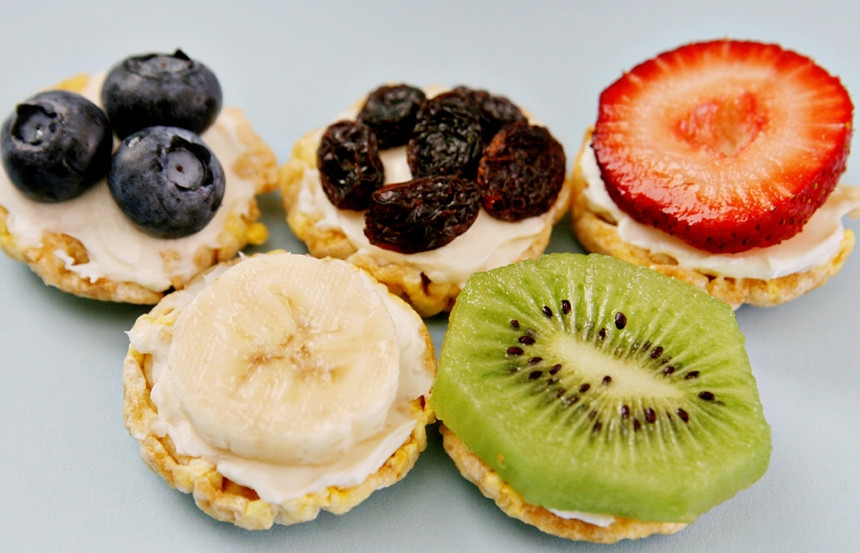 Easy Quick Healthy Snacks  9 Quick Healthy Snacks For Kids