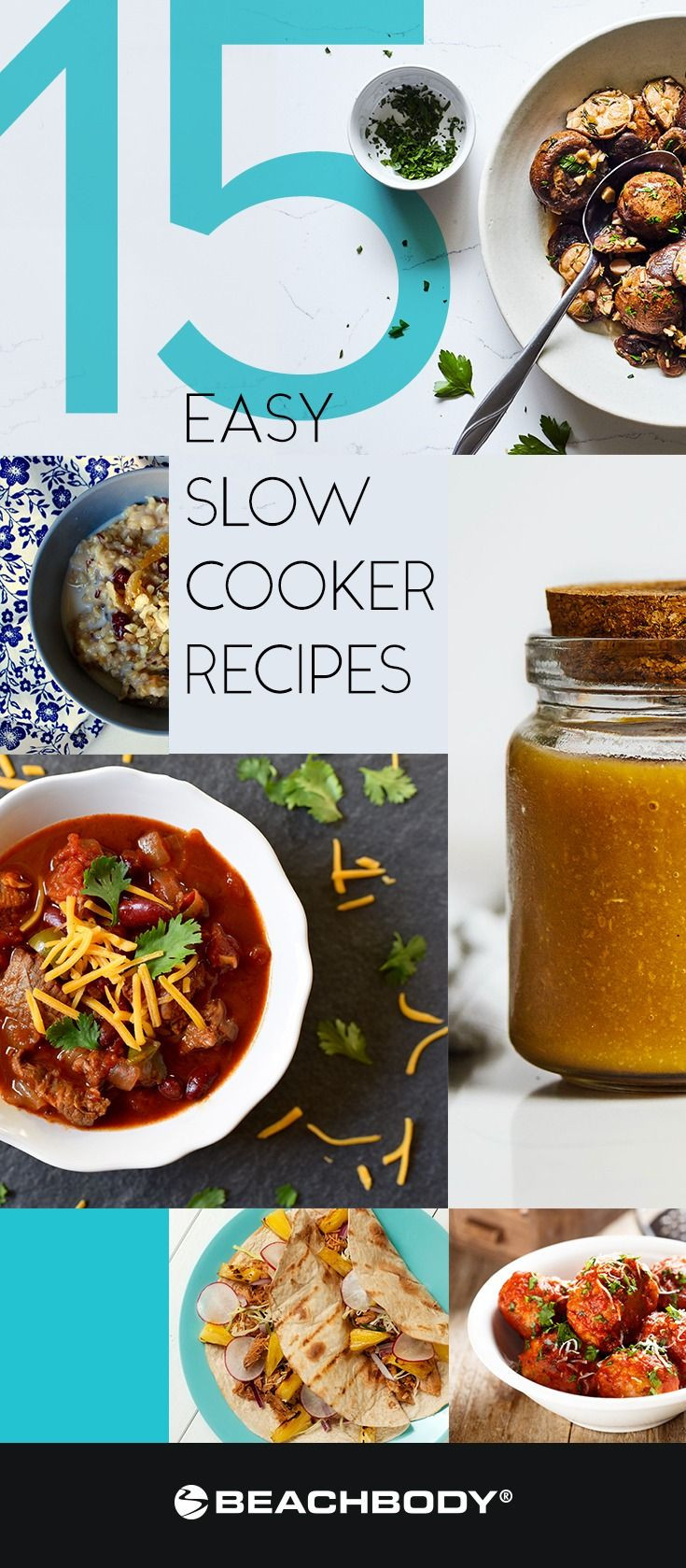 Easy Slow Cooker Recipes Healthy  17 Best images about Healthy Recipes on Pinterest