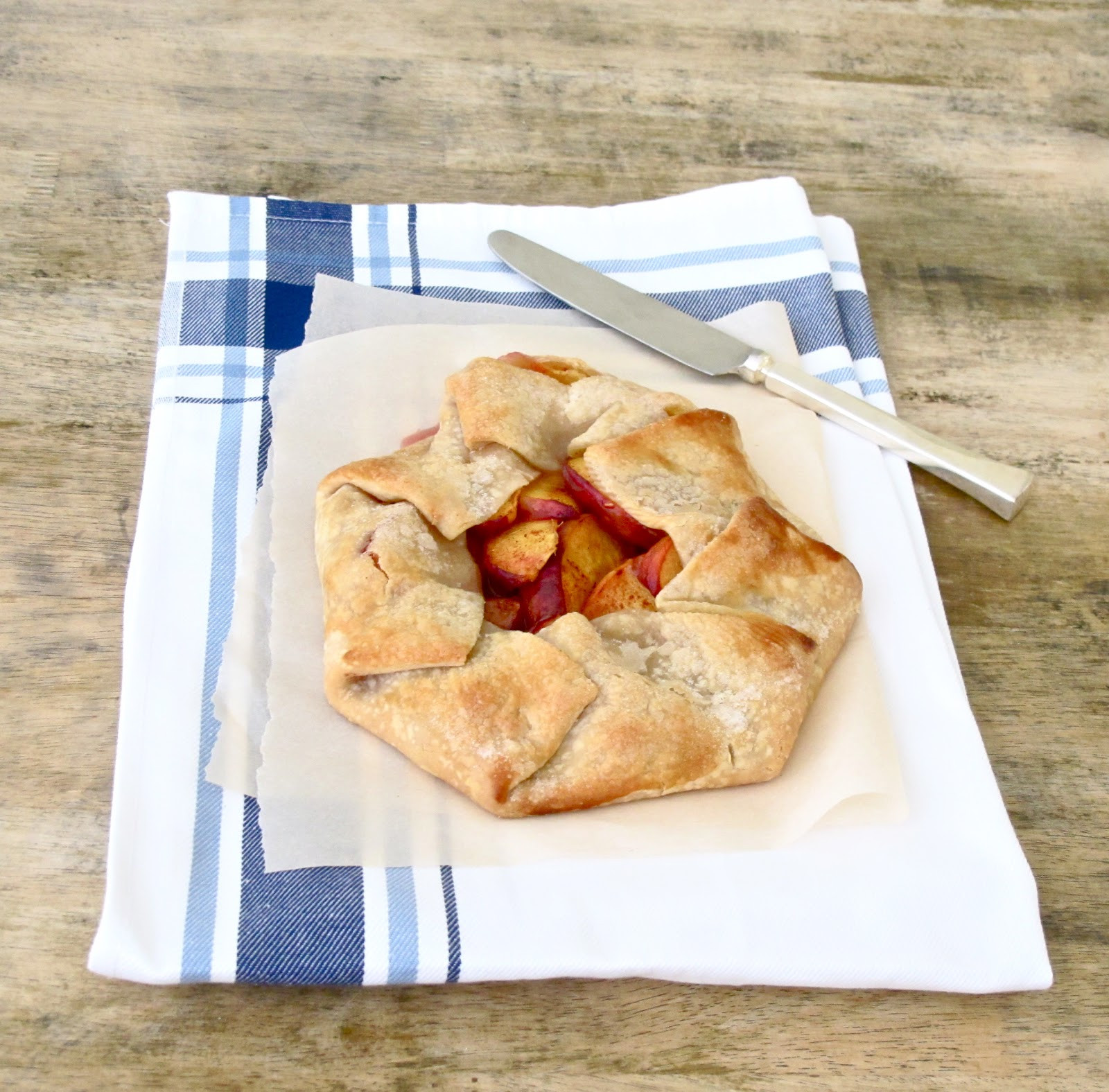 Easy Summer Desserts For A Party  Jenny Steffens Hobick Peach Crostata