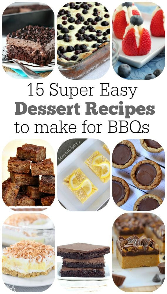 Easy Summer Desserts For Bbq  Stuff I ve Gotta and You ve Gotta See
