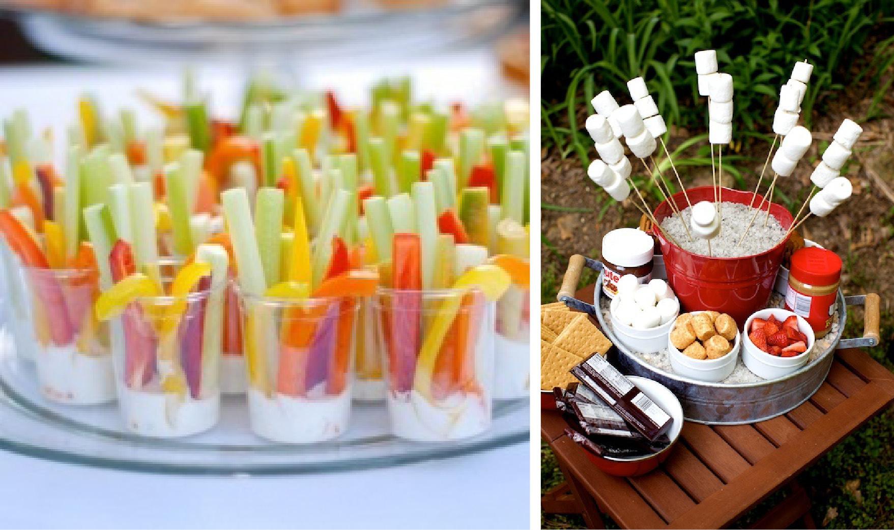 Easy Summer Desserts For Bbq  Summer BBQ Ideas
