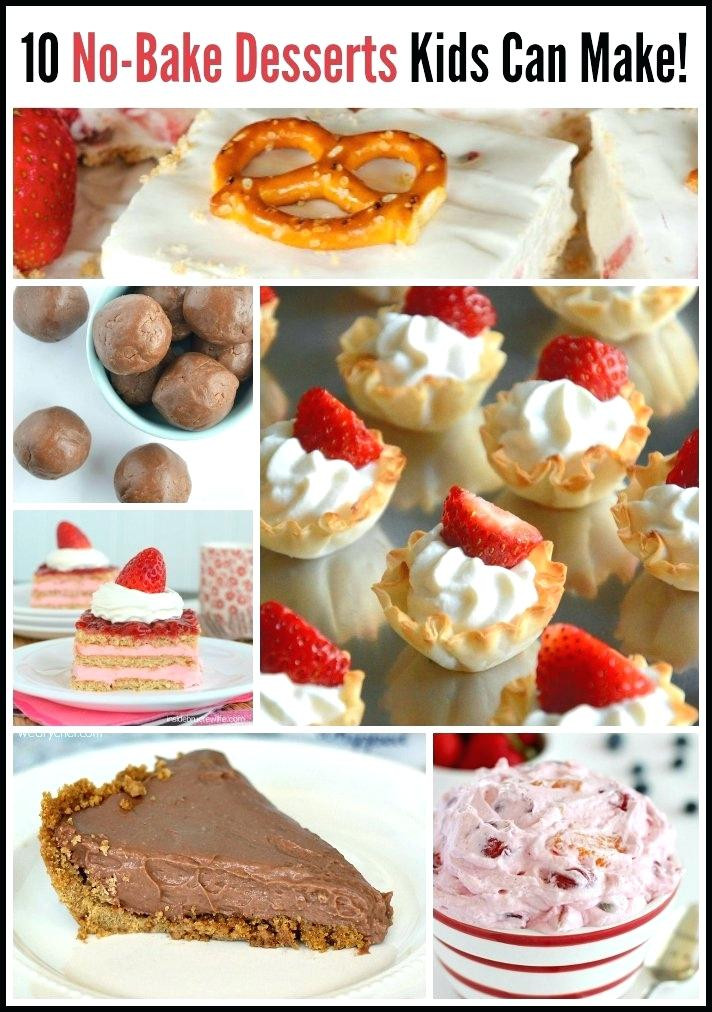 Easy Summer Desserts With Few Ingredients  Captivating Easy No Bake Desserts Pineapple No Bake