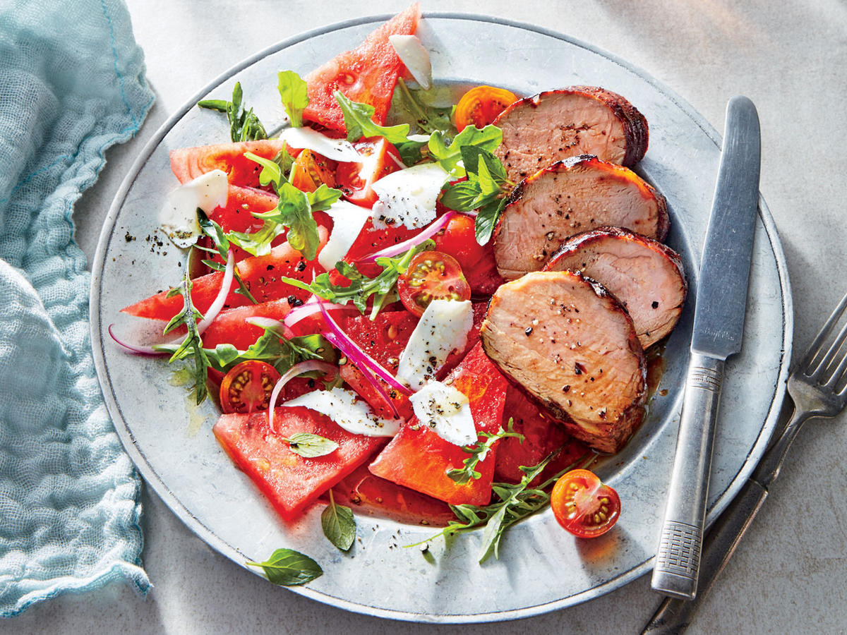 Easy Summer Dinners  Quick & Easy Summer Dinners Cooking Light